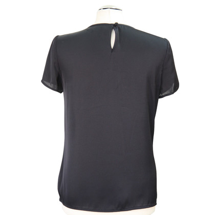 Michael Kors Lovertjes top in donkerblauw