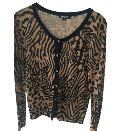 DKNY Cardigan with pattern