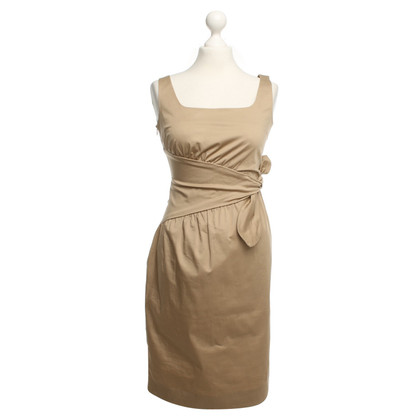 Moschino Cheap and Chic Kleid in Beige