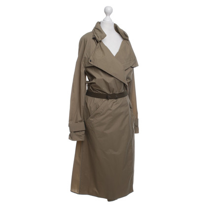 Isabel Marant Raincoat in Khaki