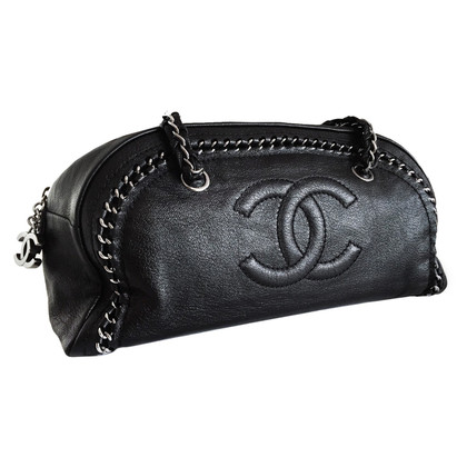 "Chanel ""Luxus Line Bowler Medium"""