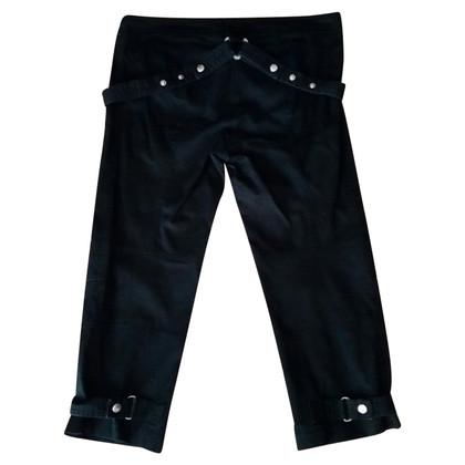 Pinko trousers in black
