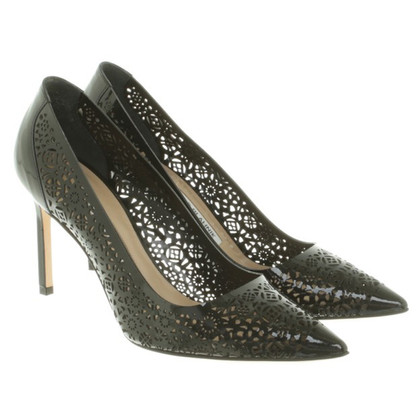 Manolo Blahnik pumps in black