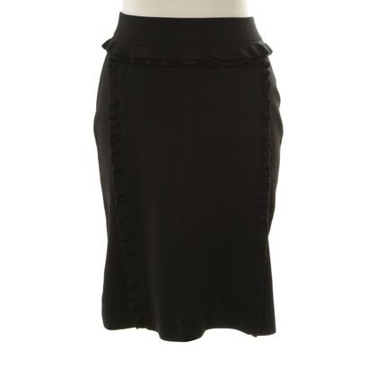 Sonia Rykiel skirt in black