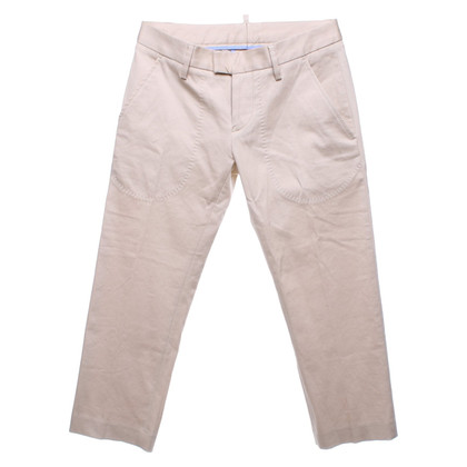 Dsquared2 Broek in beige