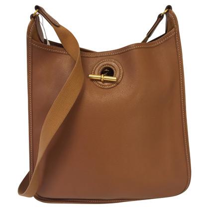 """Hermès  Leather Shopper """"Vespa"""""""