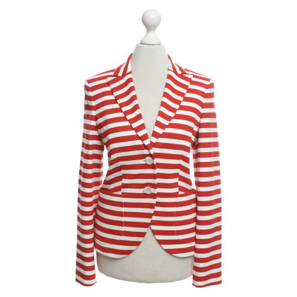 Escada Blazer with stripe pattern