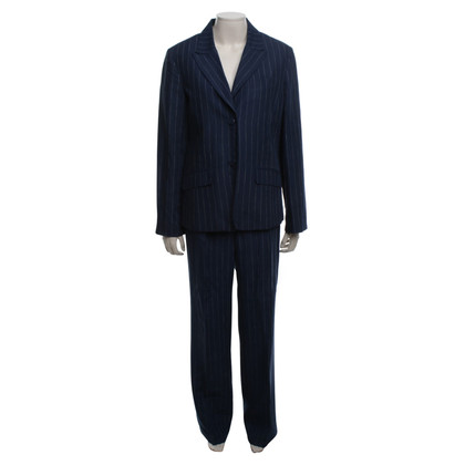 Yves Saint Laurent Trousers with pinstripes