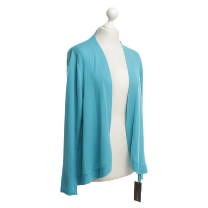 Marc Cain Cardigan in turquoise