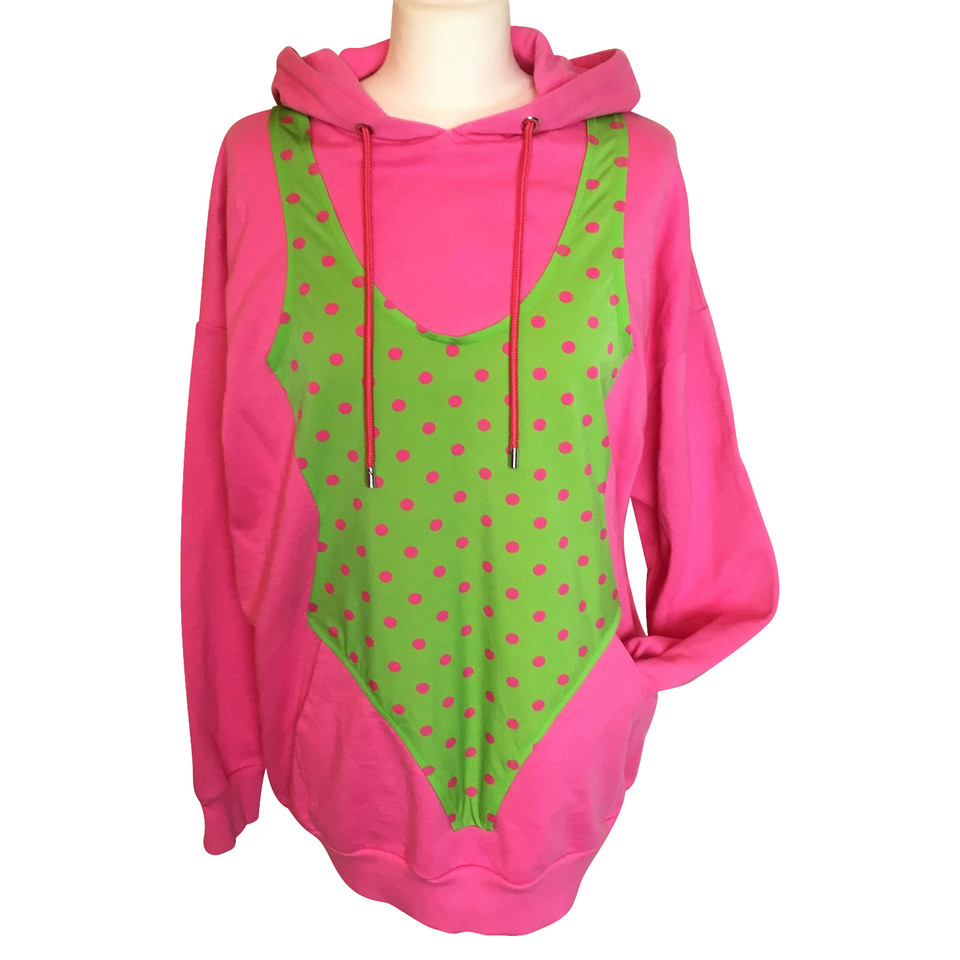 Moschino Hoodie with swimsuit motif
