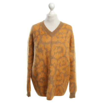 Stella McCartney Pullover mit Animal-Print