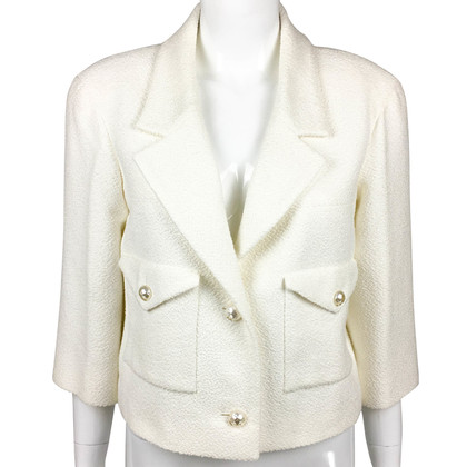 Chanel Jacket with mother of pearl buttons