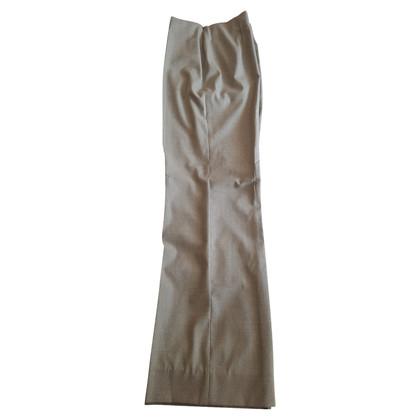 Oscar de la Renta pantaloni larghi