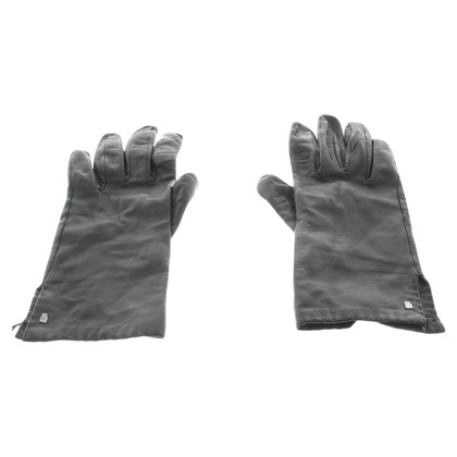 Other Designer Roeckl - Leather gloves in black