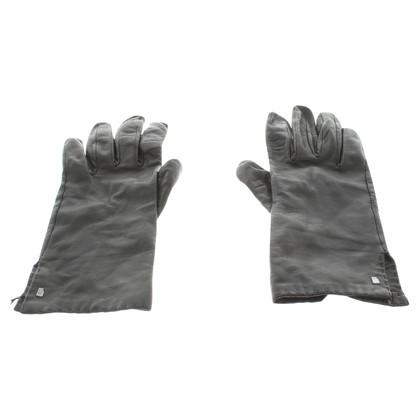 Andere Marke Roeckl - Lederhandschuhe in Schwarz