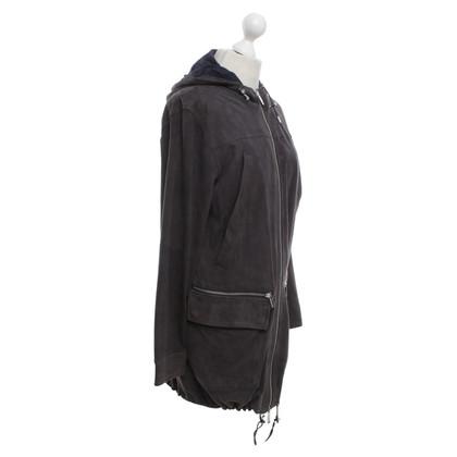 Michael Kors Suede Coat