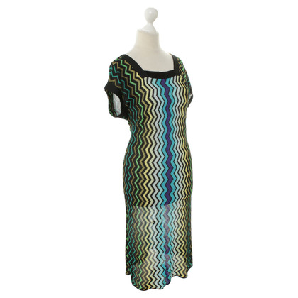 Missoni MIDI dress pattern