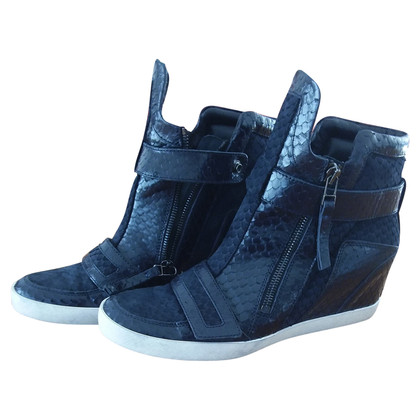 Kennel & Schmenger Sneaker Wedges in blauw