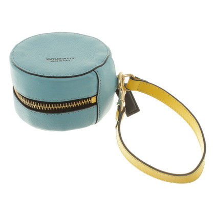 Emilio Pucci Embrayage Light Blue