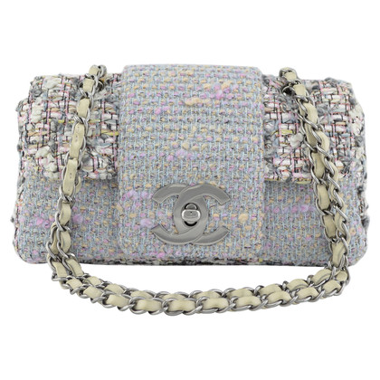 "Chanel ""Fantasy Flap Bag"" Tweed"