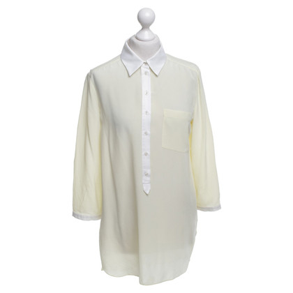St. Emile Blouse in light yellow