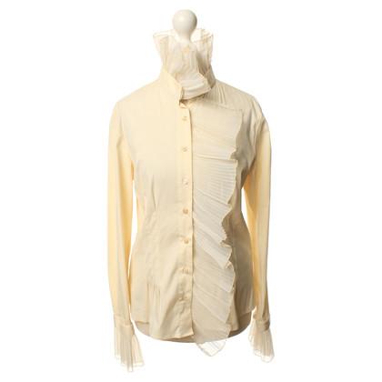 Other Designer Erny van Reijmersdal - blouse in cream