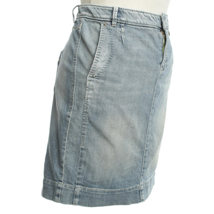 Marc Cain Jeansrock mit heller Waschung
