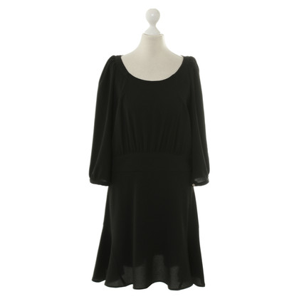 Bash Dress in black