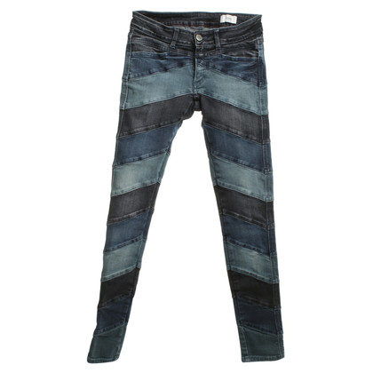 Closed Patch Work Jeans
