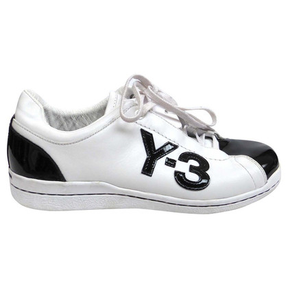 Y-3 Sneakers met Lackapplikationen