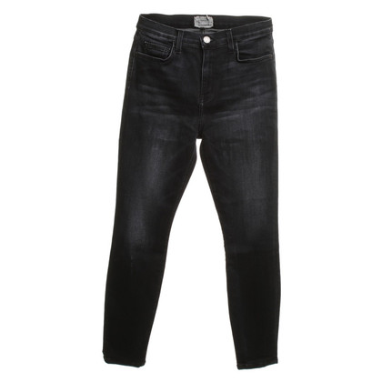 Current Elliott Jeans in donkergrijs
