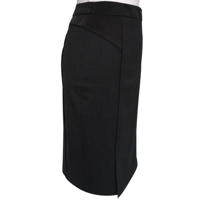 Comptoir des Cotonniers Gray pencil skirt