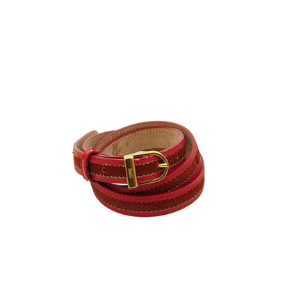 D&G Red belt