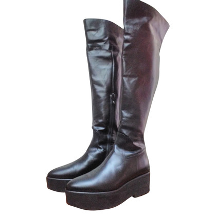 Paloma Barcelo Boots cuissardes