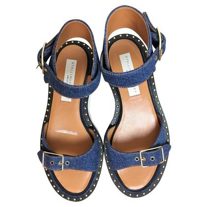 Stella McCartney Platform sandals with studs