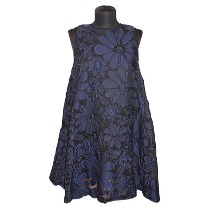 Victoria by Victoria Beckham Runway jacquard dress