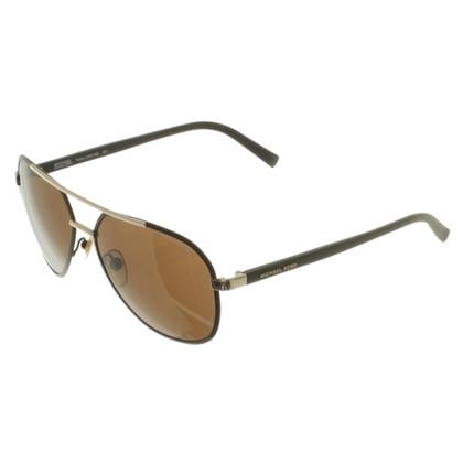 Michael Kors Vlieger stijl zonnebril