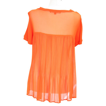 French Connection Top a Orange