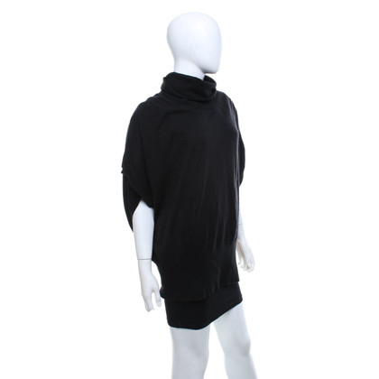 Marc Cain Knitted top in black