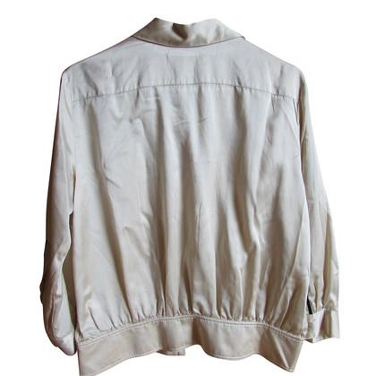 Alexander McQueen Zijden blouse