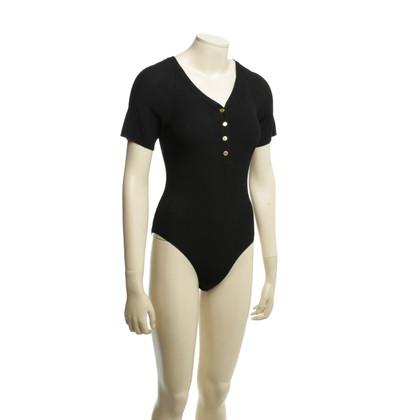 Hermès Lichaam in zwart