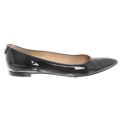 Longchamp Ballerinas made of patent leather