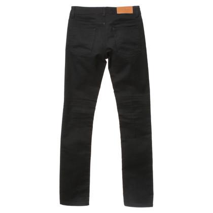 Acne Jeans nero