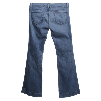 J Brand Bootcut Jeans in Blue
