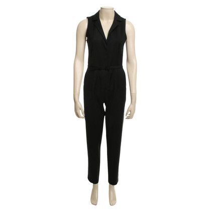 Equipment jumpsuit zwart