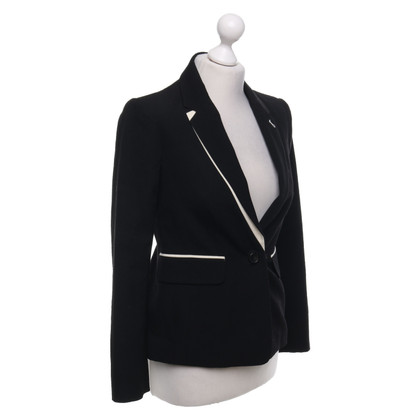 3.1 Phillip Lim Blazer in black / cream