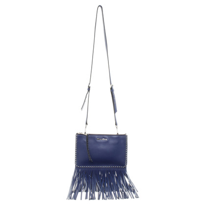 Miu Miu Shoulder bag in blue