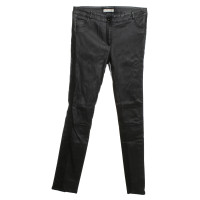 Other Designer Each Other - Lambskin trousers in black