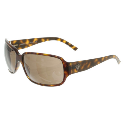 Versace Sunglasses in Brown