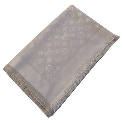 Louis Vuitton Panno di lana/seta monogramma